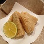 禅紫 - 海老芋の唐揚げ