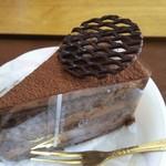 お菓子のふなき - チョコ・トルテ…みたいな名前