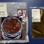志ば久 - 料理写真:樽出し生シバ(ノンボイル)、実参山椒みそ