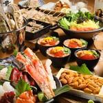 産直牡蠣しゃぶと炭焼き酒場 炭リッチ - 料理写真: