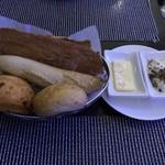 Azure Restaurant - パン