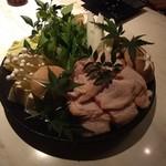 地鶏と完全個室 伊蔵 -
