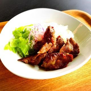 海の家で好評だった神奈川ブランド牛のメニューが食べられる!!