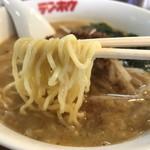 テンホウ - タンタンメンの麺