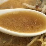 テンホウ - タンタンメンのスープ
