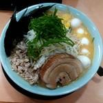 ラーメン入江屋 - 入江みそDXラーメン 1300円