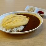 アジタツ - 料理写真:オムカレー