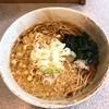 甲斐そば - 料理写真:たぬきそば(350)