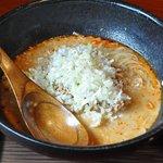 百福 - 冷やし坦々麺 (並) 700円