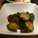 和牛焼肉じろうや 介 wagyu&sake - オイキムチ
