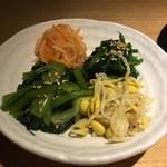 和牛焼肉じろうや 介 wagyu&sake - ナムル