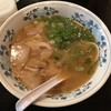 長浜ラーメン浜ちゃん - 料理写真:長浜ラーメン