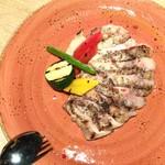 ROTISSERIE★BLUE - 至福の味わい豚肉のグリエ