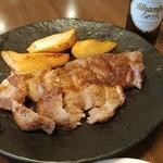 赤坂スペインクラブ アラ - 栗豚グリル(ランチ)