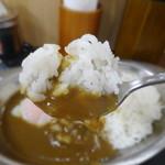 名代 箱根そば - 朝カレーライス