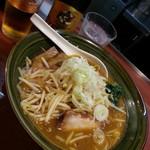 しお貫 - 味噌らーめん2018.10.12