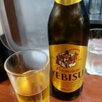 しお貫 - 瓶ビール(小瓶)2018.10.12