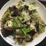 満亭 - 料理写真:回鍋肉