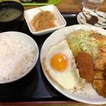パセリ屋 - 日替わり700円