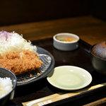 和幸 - ホリデーランチ(ランチひれかつ御飯)
