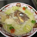 鼓や - 淡路鯛素麺