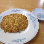 慶龍 - 菜脯蛋1000円