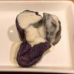 山梨レストラン メリメロ - シャドウクイーンのゴルゴンゾーラ