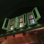 山梨レストラン メリメロ - 店は2階です。