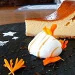 メリーカフェ - チーズケーキ
