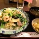 桃林 - 料理写真:五目ご飯