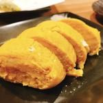 天ぷらとワイン大塩 - だし巻き……???