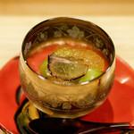 神楽坂 阿部 - 料理写真:マスカット