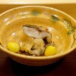 神楽坂 阿部 - かます焼き