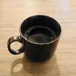 ごはんカフェ SHIMADAKE - 紅茶とコーヒーはセルフで飲み放題