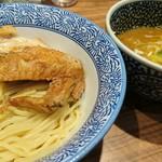 ラーメン燈郎 - 火曜限定つけ麺・ミニ 780円