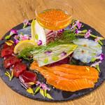 スペイン魚介バル -