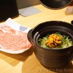 飯田橋 喝采 - 土鍋ご飯