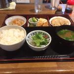 旬菜‐小豆 - ランチ   750円