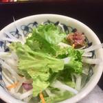 旬菜‐小豆 - サラダ