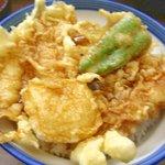 天ぷら 水谷 - 料理写真:天丼