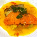 947712 - 1800円ランチの魚料理