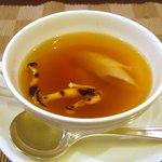 947714 - 1800円ランチのスープ