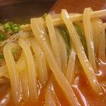 9470226 - テグタン麺を太麺注文(冷麺の麺のようです。伸びにくくて、いいかもです。)