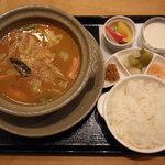 新宿中村屋 ルパ - スープカリー