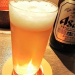 しゃぶ笑 - 瓶ビール