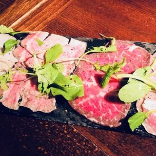 ■秋メニュー始まりました★新定番の低温調理のお肉が絶品!
