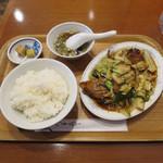 四川飯店 - 回鍋肉