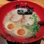 ラー麺 ずんどう屋 - 料理写真:【味玉らーめん】¥850