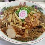 サバ6製麺所 - 【中華そば】¥650