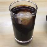94706936 - サービスのアイスコーヒー